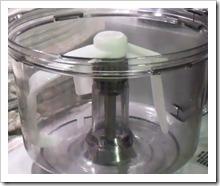 Bosch Universal Mini Dough Hook for the Slicer Shredder Bowl