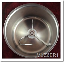 Bosch Universal Original Bowl in Stainless