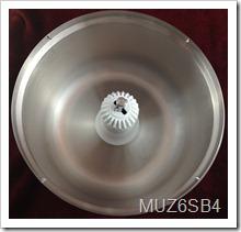 Bosch Universal Stainless Steel Bowl MUZ6SB4