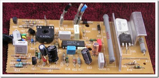 Electrolux DLX 9000 Mixer Control Board