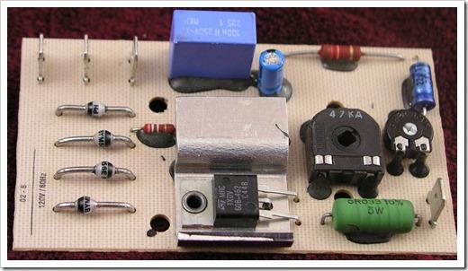 Electrolux DLX 9311 Mixer Control Board