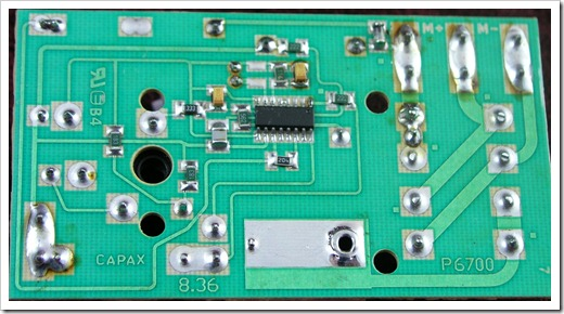 Electrolux DLX 9113 Mixer Control Board
