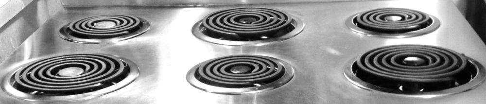 DMI MP26KA Electric Range Canning Can Canner Burner Unit Element Heavy Duty